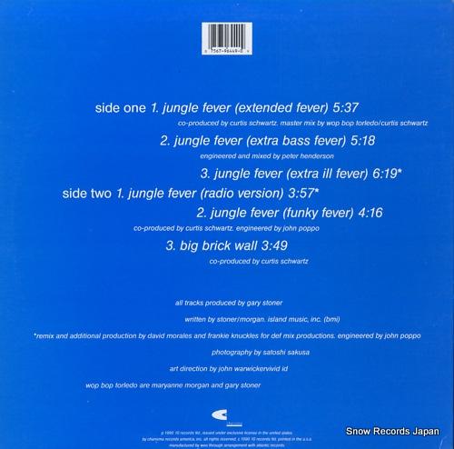 WOP BOP TORLEDO jungle fever 0-96449 - back cover