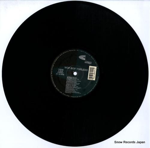 WOP BOP TORLEDO jungle fever 0-96449 - disc