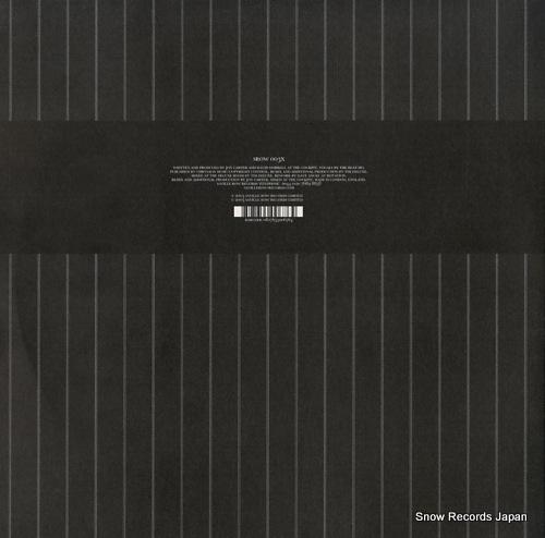 CARTER, JON go down remixes SROW003X - back cover