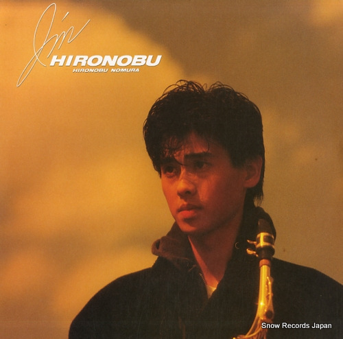 NOMURA HIRONOBU - i'm hironobu - 33T