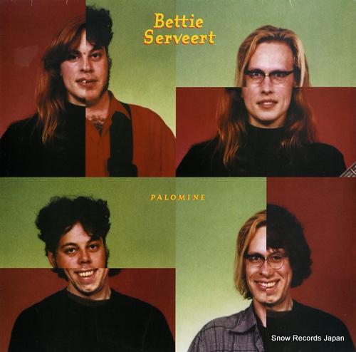 BETTIE SERVEERT palomine BBQ28T - front cover