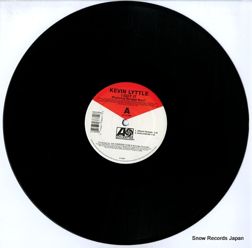LYTTLE, KEVIN i got it / sign your name 0-93661 - disc