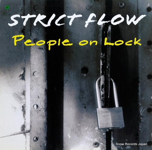 STRICT FLOW people on lock / radio RSP008 - front cover