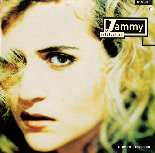 JAMMY infatuation FB7554-D.J. - front cover