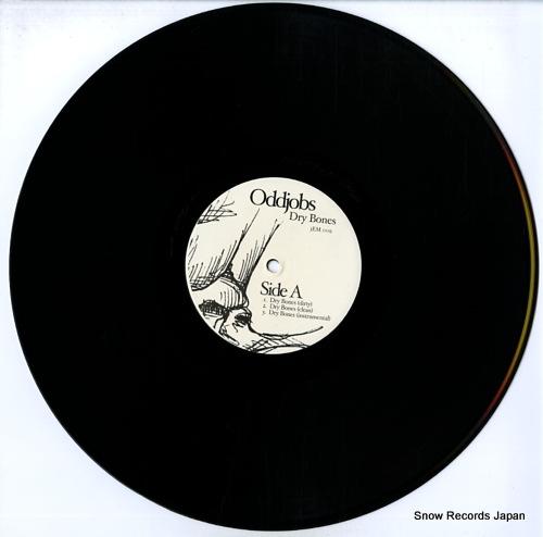 ODDJOBS dry bones 3EM009 - disc