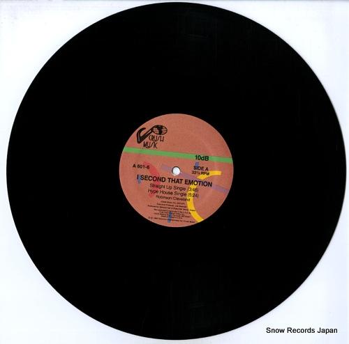 10DB i second that emotion A601-6 - disc