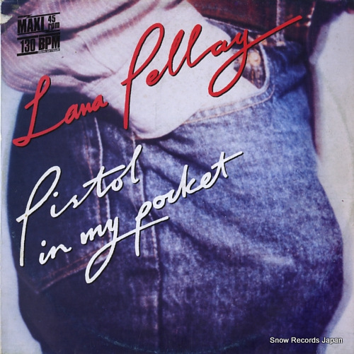 PELLAY, LANA pistol in my pocket 6.20541 - front cover
