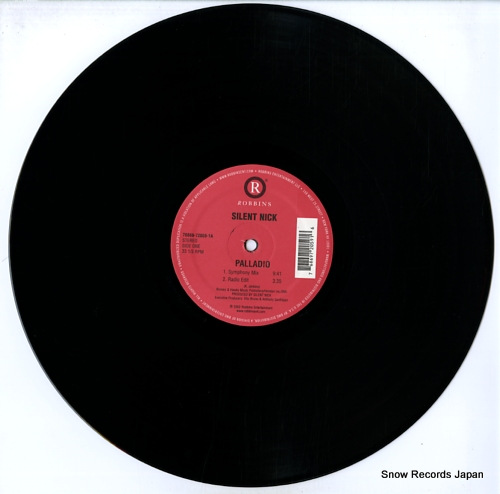 NICK, SILENT palladio 76869-72059-1 - disc