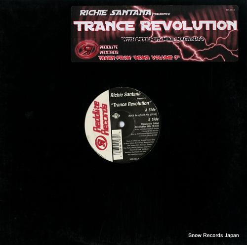 リッチー・サンタナ trance revolution WR-293-1