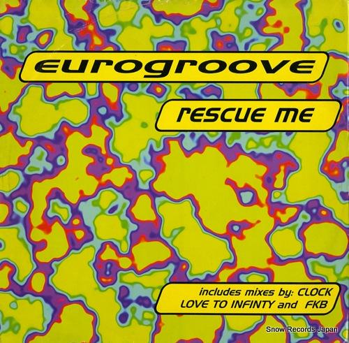 ユーログルーブ rescue me AVEXT37