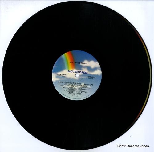 MILLS, STEPHANIE love hasn't been easy on me MCA-23941 - disc