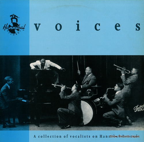 V/A voices / a colection of vacalists on hannibal records HNBL8301