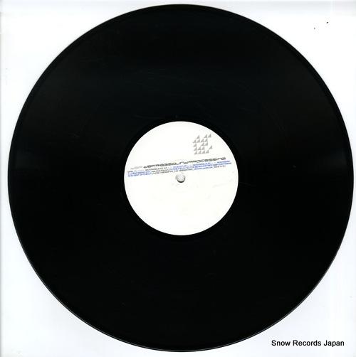 TERRAE hinterwaeldler e.p. DFRG-01 - disc