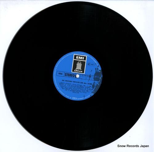 V/A die grossen erfolge der 60er jahre 1C178-30036/37 - disc