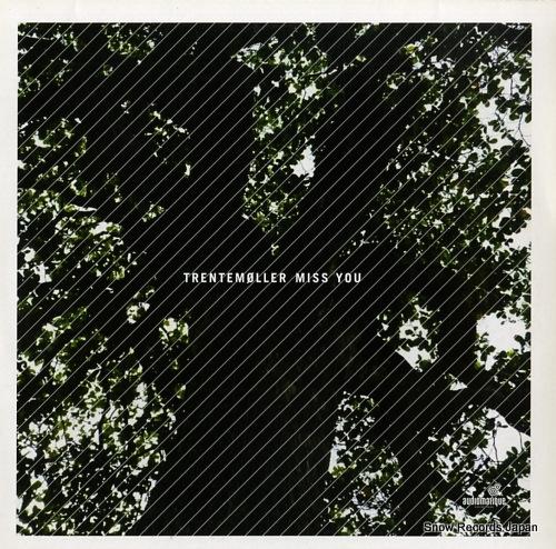 TRENTEMOLLER miss you AUDIOMATIQUE28/AM28 - front cover