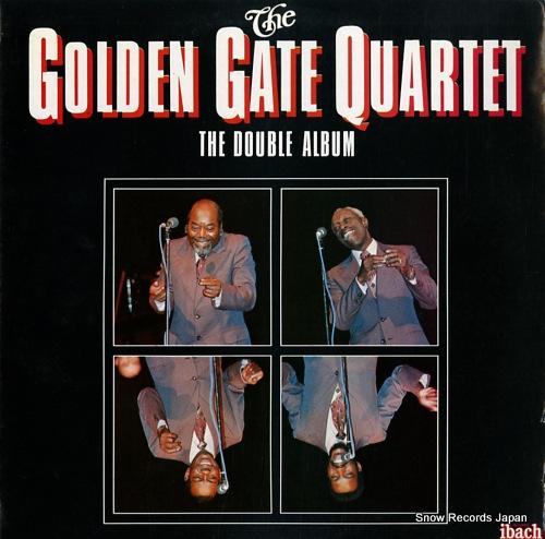 GOLDEN GATE QUARTET THE - the double album - 33T