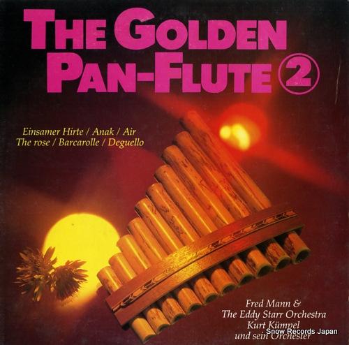 V/A the golden pan-flute 2 KP-1110