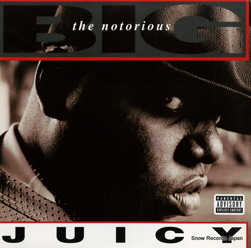 NOTORIOUS B.I.G. THE - juicy - LP