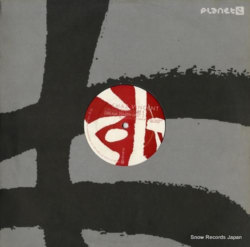 VINCENT, CHAZ dream zenith PE65236 - front cover