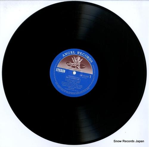 POURCEL, FRANCK aria de la suite no.3 EAA-93141B - disc