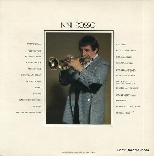 ROSSO, NINI super twin '80 VIP-9203-4 - back cover