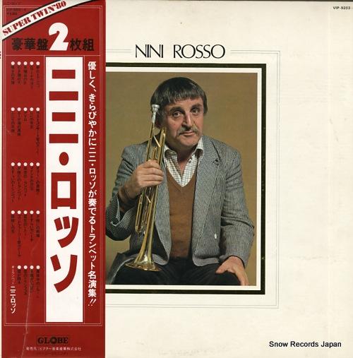 ROSSO, NINI super twin '80 VIP-9203-4 - front cover