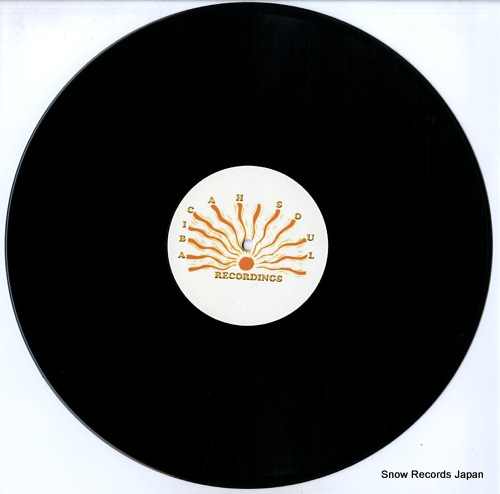 ABICAH SOUL the young future ep 2 ASR003-12 - disc