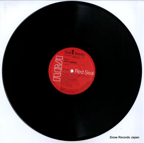 BARTOLETTI, BRUNO puccini; suor angelica SRA-2914 - disc