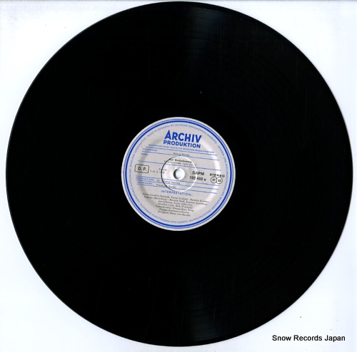 BENDA, HANS VON benda; der dorfjahrmarkf 198468 - disc