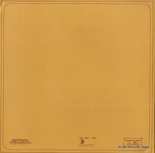SANZOGNO, NINO donizetti; lucia di lammermoor OCL16021-16022 - back cover