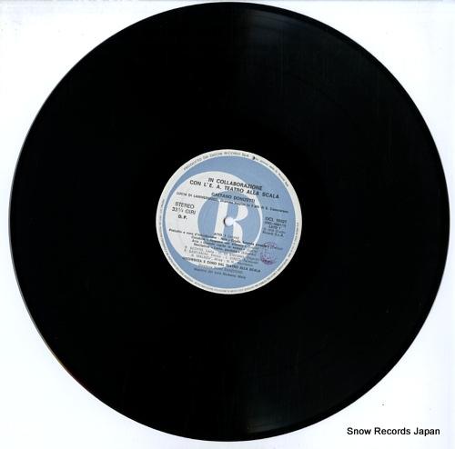 SANZOGNO, NINO donizetti; lucia di lammermoor OCL16021-16022 - disc
