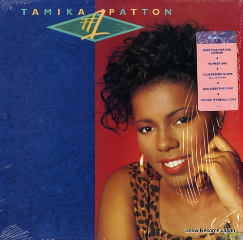 PATTON TAMIKA - #1 - LP