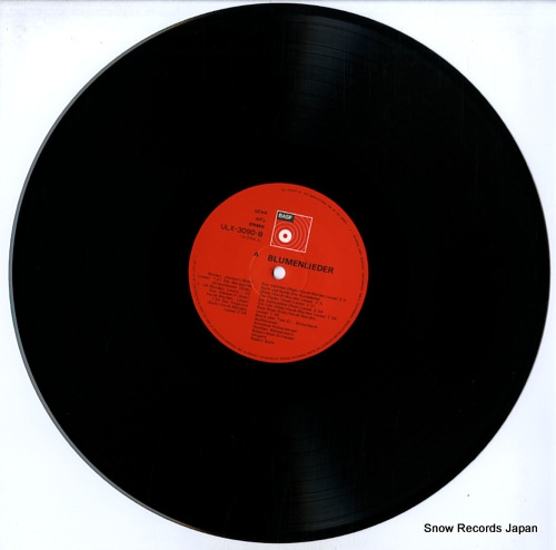 STOLZ, ROBERT blumenlieder ULX-3090-B - disc