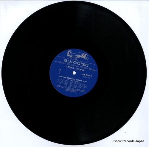 STOLZ, ROBERT strauss; wiener blut OW-7637-8-K - disc