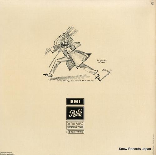 MARTY, JEAN-PIERRE offenbach; la belle helene 2C193-11194/5 - back cover