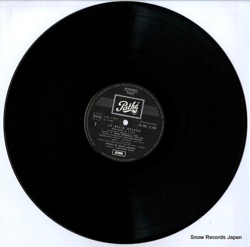 MARTY, JEAN-PIERRE offenbach; la belle helene 2C193-11194/5 - disc