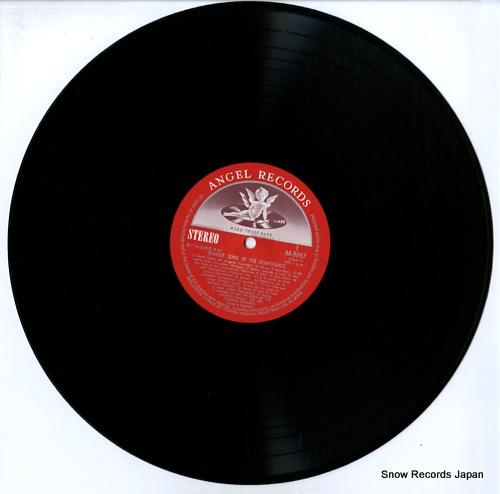 DE LOS ANGELES, VICTORIA spanish songs of the renaissance AA-9097 - disc