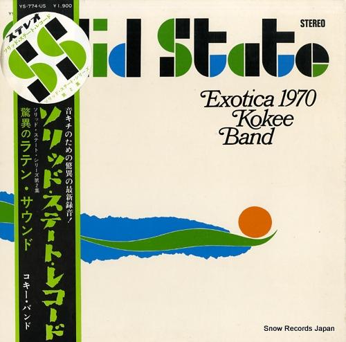 KOKEE BAND - exotica 1970 - 33T
