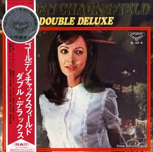 CHACKSFIELD FRANK - golden chacksfield double deluxe - 33T