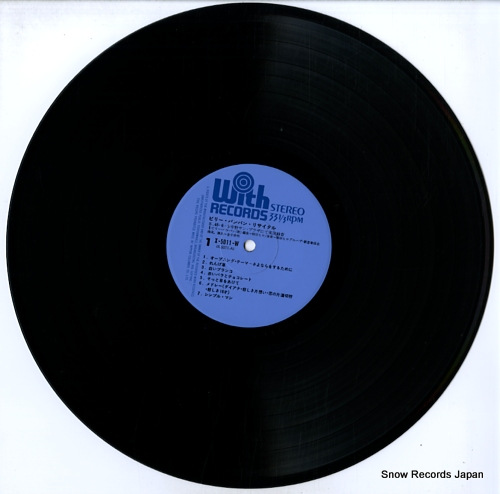 BILLY BANBAN recital X-5011-W - disc