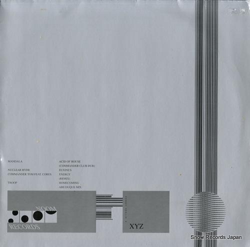V/A xyz NOOMXYZ-6 - front cover