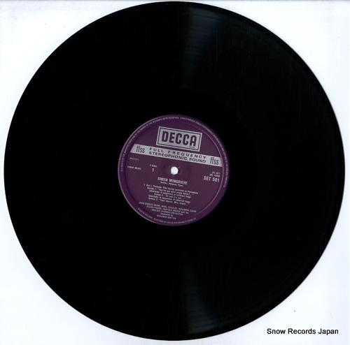 BRITTEN, BENJAMIN britten; owen wingrave SET501-2 - disc
