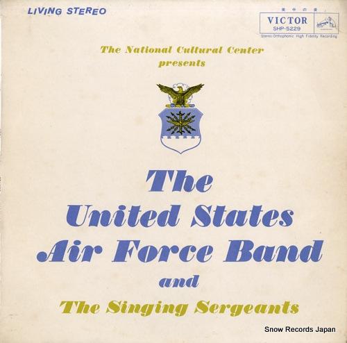 アメリカ空軍軍楽隊 美中の美 SHP-5229