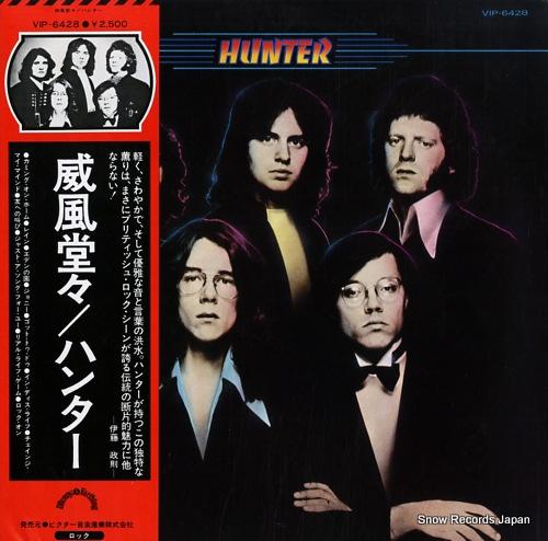 HUNTER hunter VIP-6428 - front cover