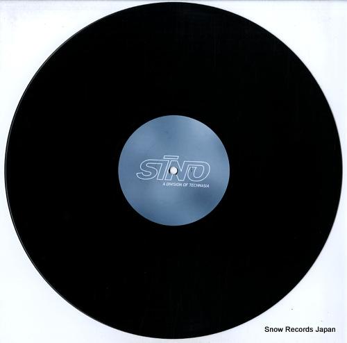 THOMAS, JOHN undisputed life SINO02A - disc