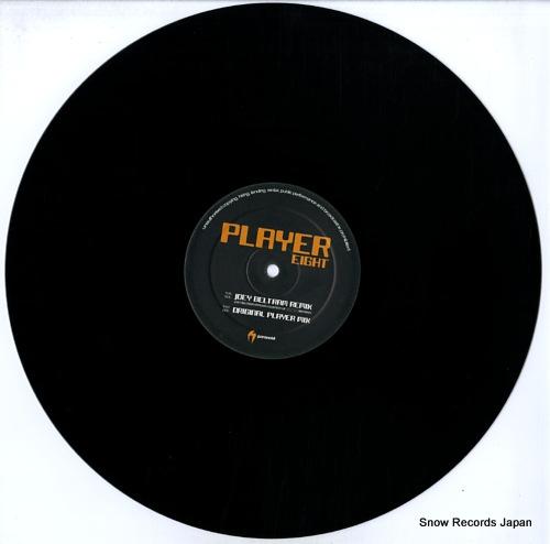 PLAYER player eight PREMIX003 - disc