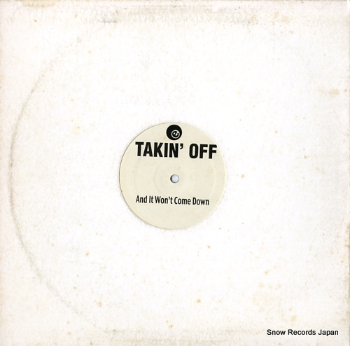 LACONIC funhouse / takin' off EB136 - back cover