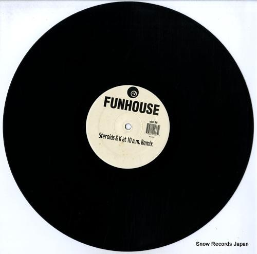 LACONIC funhouse / takin' off EB136 - disc