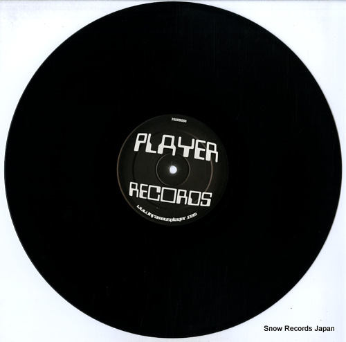 PLAYER infamous player remixes vol.8 PREMIX008 - disc