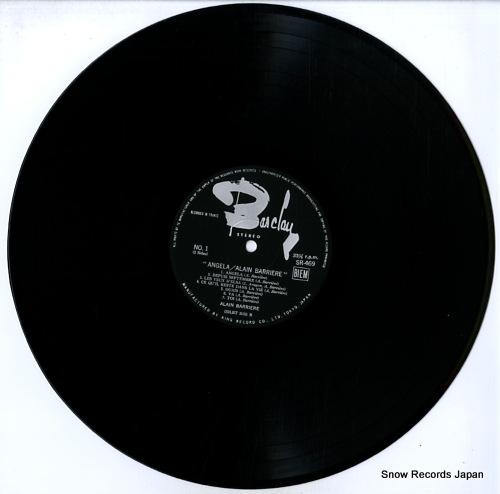 BARRIERE, ALAIN angela SR469 - disc